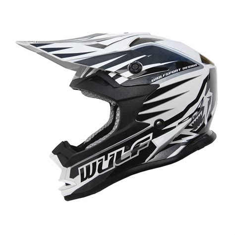 wulf motocross wulf cub advance junior motocross helmet wulfsport youth