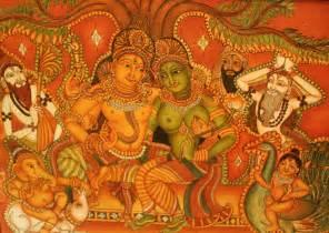 kerala mural painting junglekey in image 50