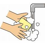 Washing Hands Clipart Transparent Soap Wash Water