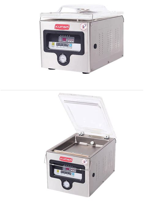 single chamber vacuum packaging machine dz  huaqiao packing machine factory