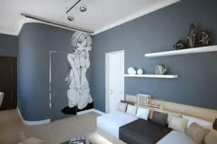 Wandgestaltung Schlafzimmer Farbe by Wandgestaltung Mit Farbe Schlafzimmer