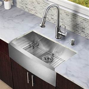 homethangscom has introduced a guide to six unique twists With 20 inch farmhouse sink