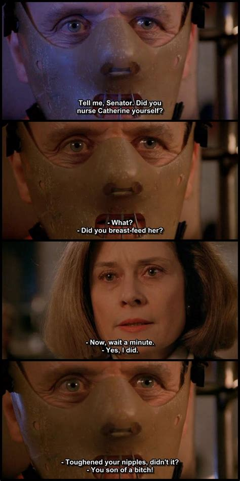 Silence Of The Lambs Quotes | Silence Of The Lambs Bill Quotes