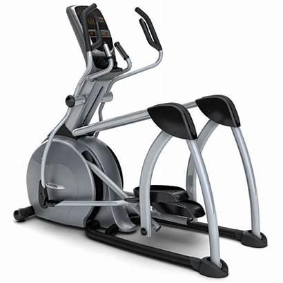 Elliptical Vision Fitness Suspension S70 Trainer Machines