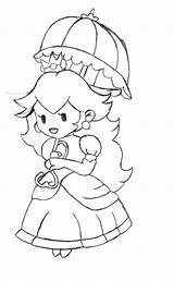 Princess Peach Coloring Pages Printable Game Mario Crown Template Kart Peaches Printables Princesses Read Comments Bestcoloringpagesforkids sketch template