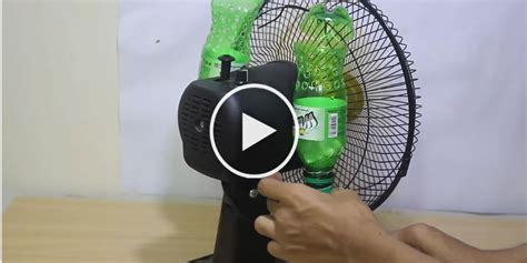 amazing diy plastic bottle air conditioner   viral