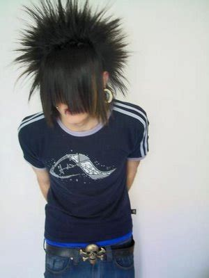 emo hairstyle  boys sweet hairstyles