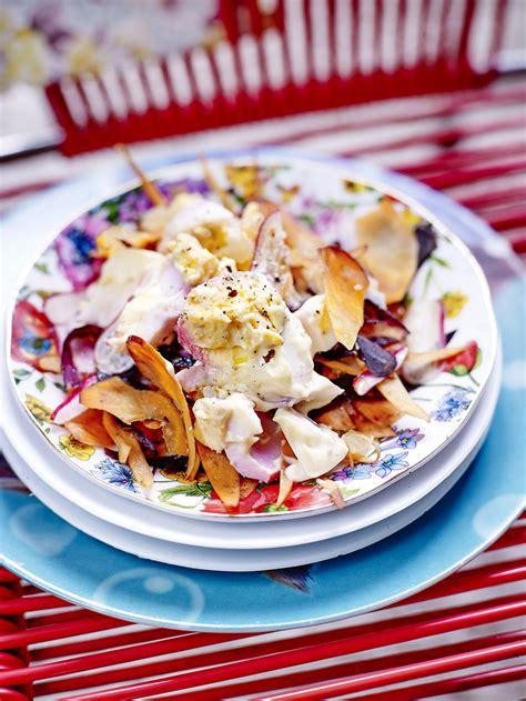 recette cuisine legere egg salad légère pour 4 personnes recettes à table