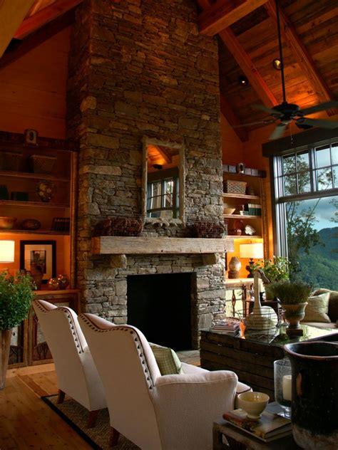 mountain design inspiration  hgtv dream home hgtv