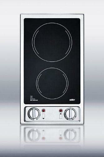 burner electric cooktop ebay