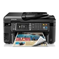 After the download is complete, and you are ready to install the file, click open folder. Epson WF-3620 driver free download Windows & Mac