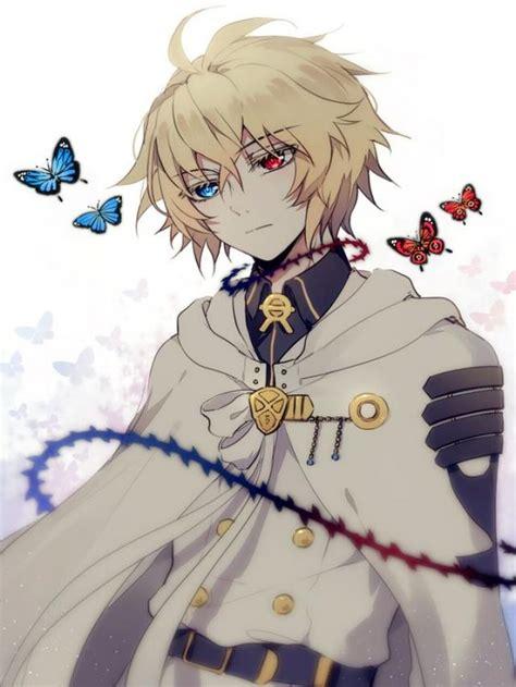 Lista: #Chicos Lindos del Anime#