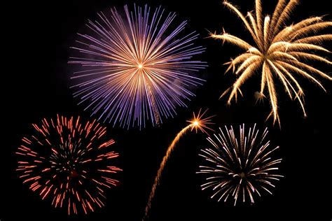 fireworks display london firework happy epic years july times petoskey displays ushers eve going