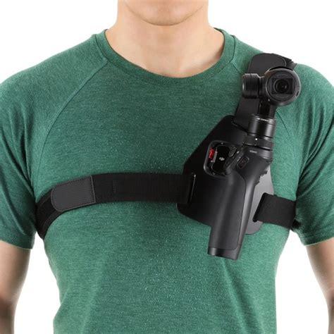soporte pecho dji osmo chest mount zona outdoor