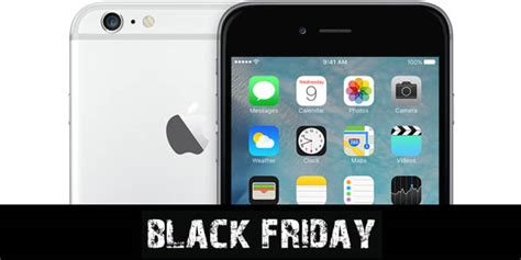 black friday iphone 6 iphone 6 en el black friday