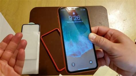 Tozo Glass Screen Protector For Iphone Xr