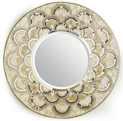 spiegel mosaik deko coole diy spiegel sehr anspruchsvoll aber erschwinglich