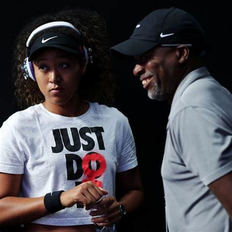 Naomi osaka's parents are her biggest fans. Naomi Osaka's Parents | Leonard Francois & Tamaki Osaka