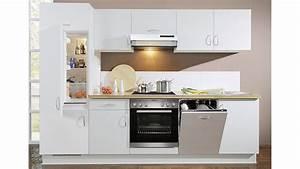 Küchenzeile Inkl Geräte : k chenzeile avant iii wei nussbaum links inkl e ger te ~ Indierocktalk.com Haus und Dekorationen