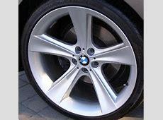 H 59520 BMW 745I750I760I 21x10 e25 Thin Flared 5 Spoke w