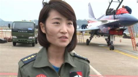 Pioneering Woman Chinese Fighter Pilot Yu Xu Killed In