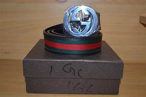 Shop Mens Belt Black Trim With Green And Red Online ...