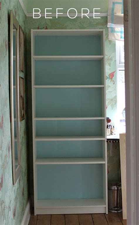 Dressing A Bookcase by Dressing Room Makeover My Ikea Billy Bookcase Hack