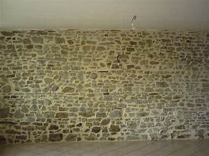 Mur De Pierre Intérieur Prix : bien renover mur en pierre interieur 7 recouvrir un mur ~ Premium-room.com Idées de Décoration