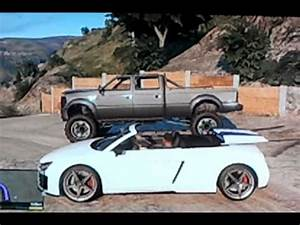 Voiture Gta V : voiture d capotable sur gta v youtube ~ Medecine-chirurgie-esthetiques.com Avis de Voitures