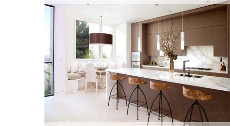 kitchen island cabinet design view calacatta gold marble countertop