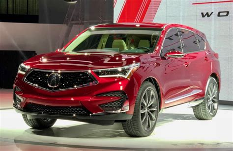 2020 acura mdx a spec 2020 acura mdx prototype review specs and release date