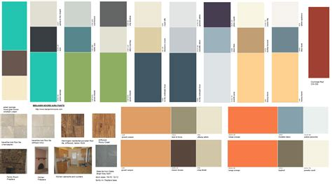 some benjamin moore aura interior paint color choices