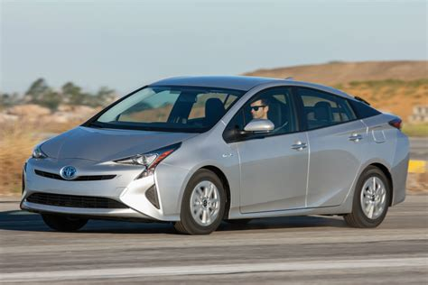 In Hybrid Cars 2016 by 2016 Toyota Prius Two 10 1