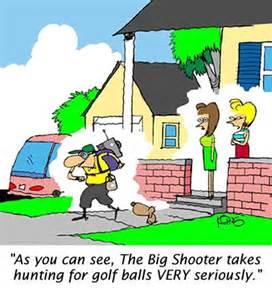 Golf Jokes Cartoons