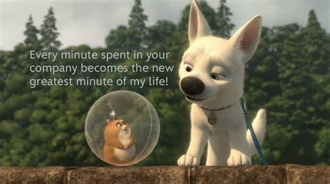 Bolt The Movie Quotes