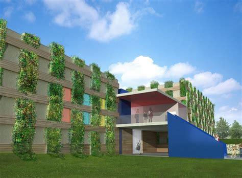 salle de sport parc atelier ferret architectures