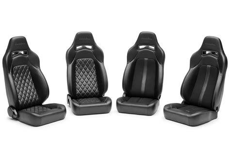 trailcat corbeau racing seats
