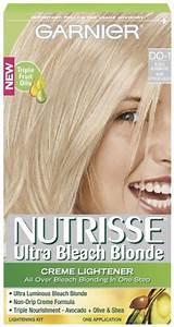Garnier Nutrisse Hair Color Ultra Bleach Blond Creme