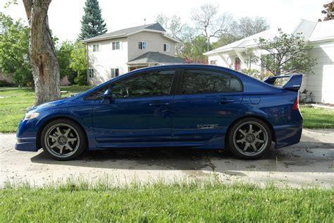 Co 2008 Honda Civic Si Mugen