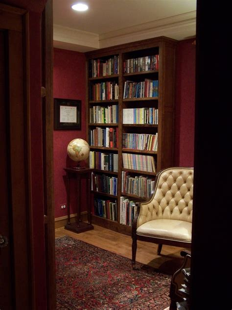 custom built  library bookcases  tom jansson custom