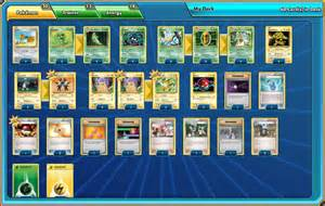 pokemon card deck list images pokemon images