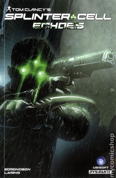 Splinter Cell Echoes Graphic Novel