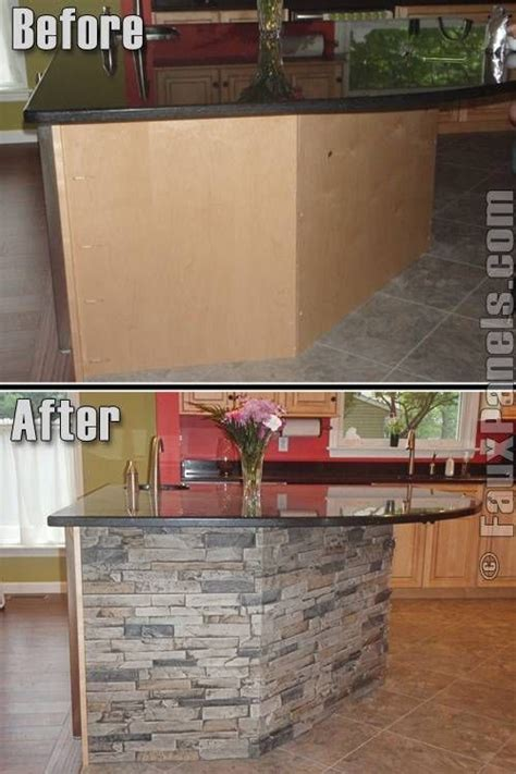 kitchen rock island upgrade island with facing decor