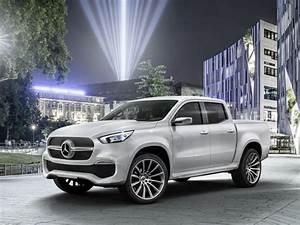 Classe X Mercedes : mercedes x class concept le pick up renault nissan gagne ~ Mglfilm.com Idées de Décoration