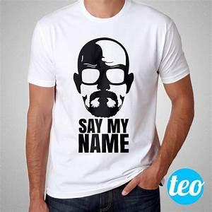 Say My Name : camiseta breaking bad say my name masculina teo shop ~ Eleganceandgraceweddings.com Haus und Dekorationen