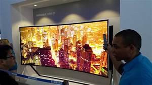 4k Video Of Samsung 105 U0026quot  S-uhdtv 21 9 Ratio
