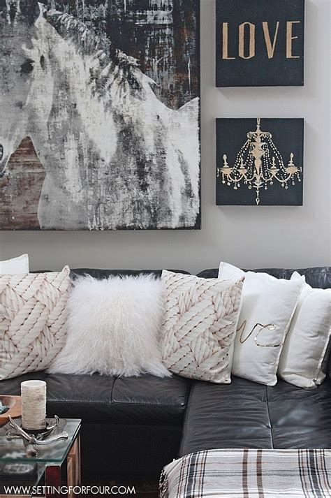home tour setting for four - Room Decors