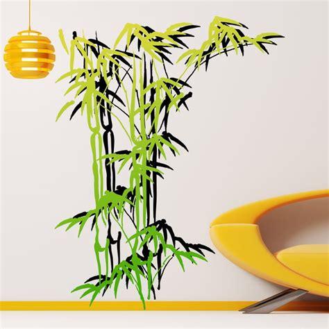 les 25 meilleures id 233 es concernant stickers bambou sur