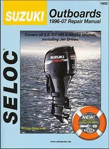 Suzuki 2 5hp To 300hp 4