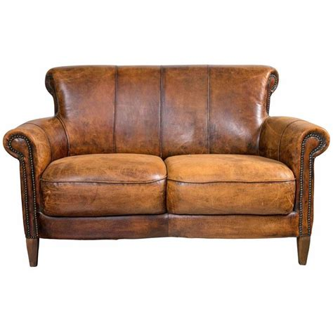 Distressed Leather Sleeper Sofa by Best 25 Distressed Leather Ideas On